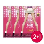 PHYTONCIDE COMPRESSION STOCKINGS 40D (2+1) COFFEE