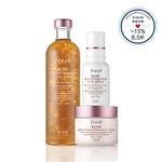 Rose deep hydration skincare routine