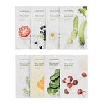 [U] REAL NATURE MASK SHEET 30+30 (randomly offered)