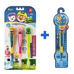 儿童牙刷 3+1 children toothbrush3+1