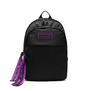 [EXO同款] #黑色 / ULTRA VIOLET BACKPACK_BK 背包