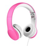 #PINK/ BASIC HEADSETS (FOR CHILDREN AGES 3-7)