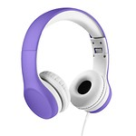 #PURPLE/ BASIC HEADSETS (FOR CHILDREN AGES 3-7)
