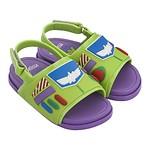 #LILAC&GREEN / 19FW 32782 Mini Melissa Beach Slide + Toy Story Bb LL 009