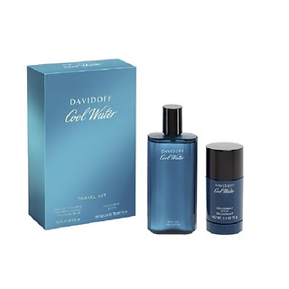 Cool Water EDT + DEO Set