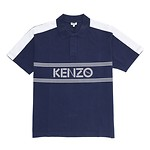 #INK / KENZO SPORT STRAIGHT  POLO_MEN L (050816005198)