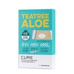 CURE TEATREE ALOE CALMING MAST 10SHEETS