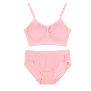 #pink / 프리미엄 모달 브라팬티 세트