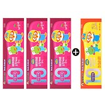 BABY ORAL CARE 3+1 (STRAWBERRY)