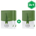 CURE THE FIRST SOLUTION ALOE MASK 10SHEETS 2+1