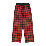 #RED / RED CHECK-PANTS 90