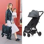 ERGO BABY METRO STROLLER GREY 登机便携式婴儿车