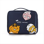 #DARK NAVY / KAKAO FRIENDS 2 COSMETIC POUCH