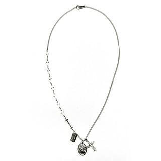 [수지,이성경 착용] Angel necklace silver