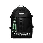 [EXO SUHO同款]#NEO MINT / ALMOSTBLUE X CHARMS BACKPACK