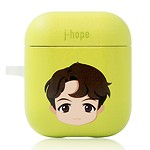 BTS HARD AIRPODS CASE J-HOP