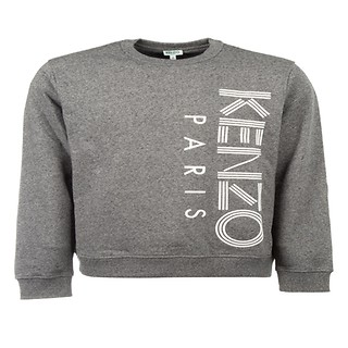 #ANTHRACITE / KENZO SPORT SWEATSHIRT_MEN XL (050816006701)
