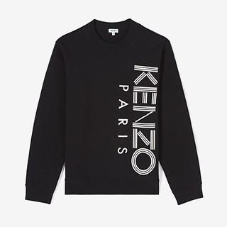 #BLACK / KENZO SPORT SWEATSHIRT_MEN XL (050816006705)