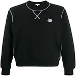 #BLACK / TIGER CREST CREWNECK_MEN L (050816006768)