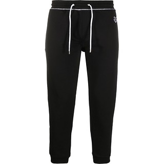 #BLACK / TIGER CREST CUFFED SWEATPANTS_MEN XL (050816006883)