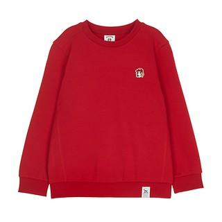 #RED  / Phiz 맨투맨 티셔츠 120