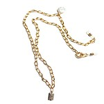 Baroque pearl sunglass chain 链条