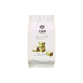 GREEN TEA WAFERS 100G(Purchasable from 2 or more quantities/Displayed price is for 1 quantity)