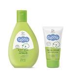 Body milk & facial cream