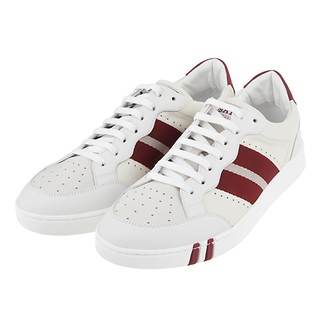 WISSAL-PRINT/08_8 WHITE/BALLY RED