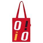 #RED / POCKET ECO BAG FREE