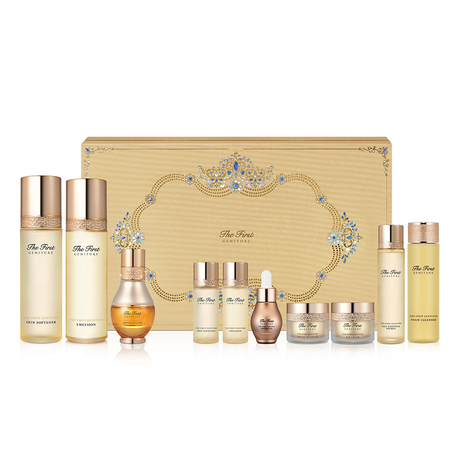 THE FIRST GENITURE SIGNATURE SPECIAL SET