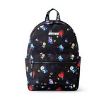 BT21 SPACE SQUAD PATTERN BACKPACK