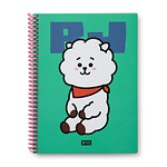 BT21 RJ 20HT SPRING NOTE(Purchasable from 2 or more quantities/Displayed price is for 1 quantity)