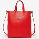 #CHERRY / SMALL TOTE_MEN TU