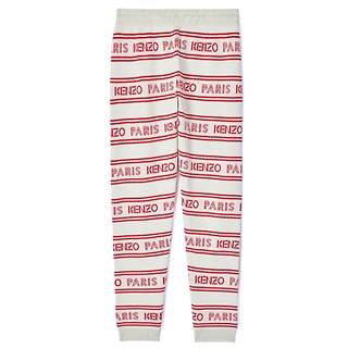 #OFF WHITE / ALL OVER KENZO JACQUARD PANTS_MEN XL
