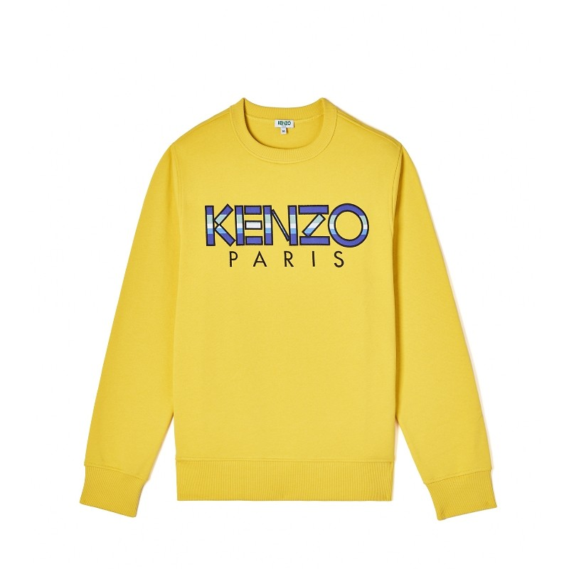 #LEMON / CLASSIC KENZO PARIS SWEATSHIRT_MEN XL