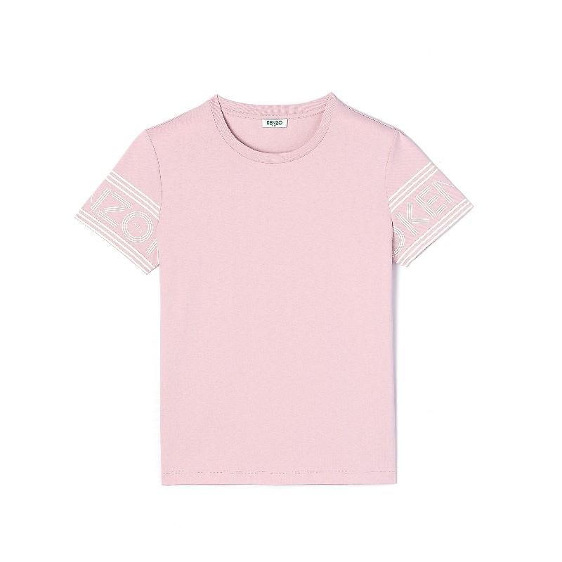 #FADED PINK / KENZO SPORT STRAIGHT TSHIRT_WOMENEN XL