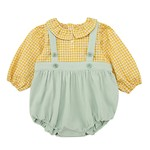#YE / SWEET FRILL COLLAR BODYSUIT 90