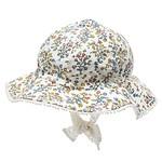#OR / FLOWER BUCKET HAT 52