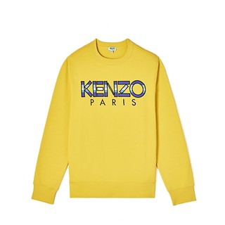 #LEMON / CLASSIC KENZO PARIS SWEATSHIRT_MEN M