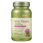 MILK THISTLE 1300mg 120 TABLETS
