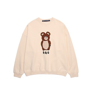 #IVORY/ [AQO] ERIC BEAR SWEATSHIRTS 1