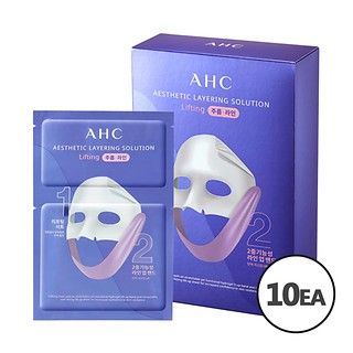 AESTHETIC LAYERING SOLUTION LIFTING MASK 面膜 10片