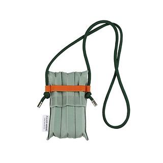 #Jeju Sage / Knit Pleats Nano J Sage