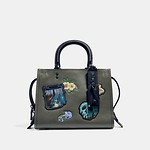 Dark Fairytale Patches Rogue Bag 25 BP/Army Green