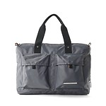 #CHARCOAL / CITY WALKER TOTE 010