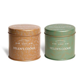 Tuil Cookie 2 Set (Almond Tuil, Coconut Tuil)