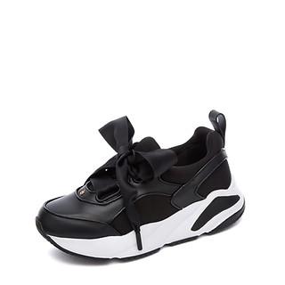 # 블랙 / Holy sneakers(black)_235